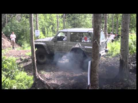 GMS X Offroad Challenge Skien aug 2015, + general RC fun and Landrover camping :)