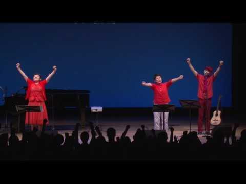 9月3日 小学館×アスク・ミュージック共催 保育セミナー2016手話ライブ
