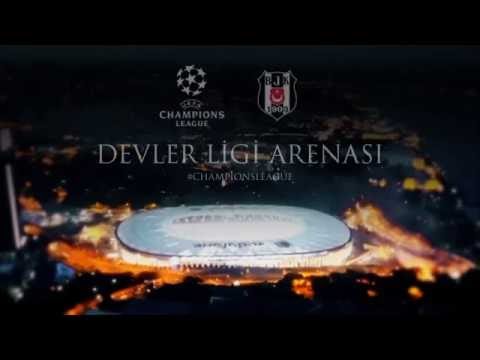 Beşiktaş JK UEFA Champions League 2016 Intro