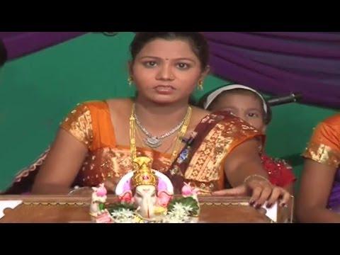Ganraj Rangi Nachato | Om Namoji Gan Nayaka | Dabal Bari Bhajan video