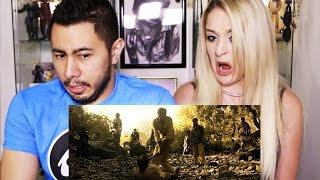 VEERAPPAN trailer reaction review by Jaby & Alyson!