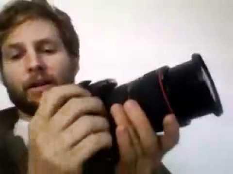 Canon EF 24-105mm f/4L IS USM error 99