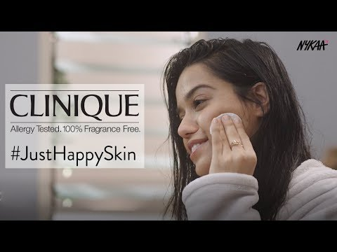 How To Get Healthy & Glowing Skin   Clinique #JustHappySkin