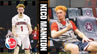 Arizona's Nico Mannion breaks down film of his freshman season | 2020 NBA Draft Scouting