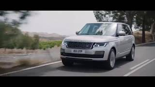 New Range Rover – Plug-In Hybrid Electric Vehicle