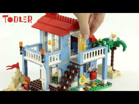 Lego Creator Dom Nad Morzem 7346