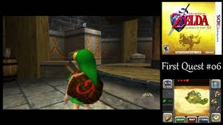 Let's Play Ocarina of Time #06 (First Quest) - Cucco For Cucco Puffs
