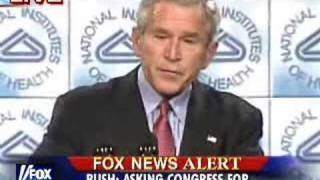 My all time favorite Bush moment