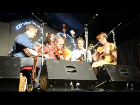 Baltimore Fiddle Fair 2012 - Dirk Powell with Foghorn String Band