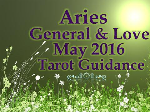 Aries General & Love May 2016 Tarot Guidance