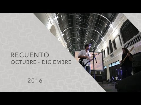 Video Recuento Octubre - Diciembre 2016 | La HCM