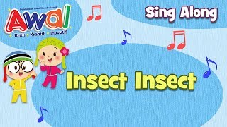Preschool Song | Sing Along | Insect Insect