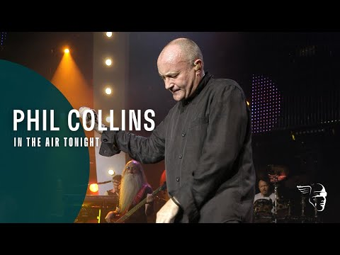 Phil Collins - In the Air Tonight (Live @ Montreux, 2004)