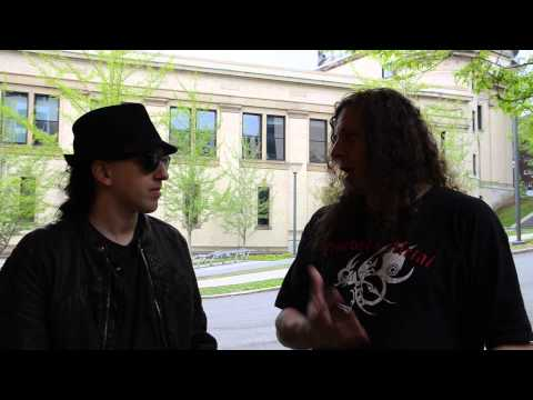 Alex Martel Rockfest Interview Avec Alex Martel du