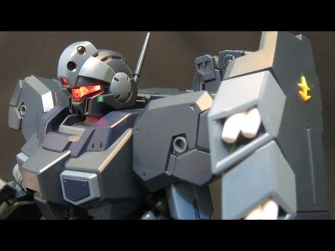 MG Jesta review (5: Verdict) Gundam Unicorn Londo Bell Tri-Stars Gunpla plastic model ガンプラ