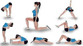 8 Stretching Exercises for Lower Back Pain