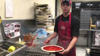 How to make a Papa John's Pizza