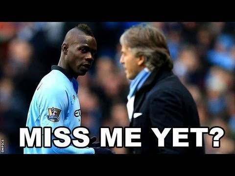 Mario Balotelli Leaving Manchester City