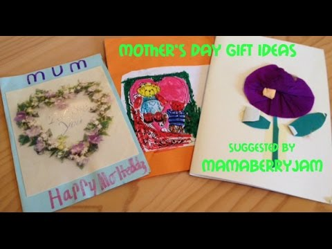 Mother's Day Gift Ideas suggested by MamaberryJam
