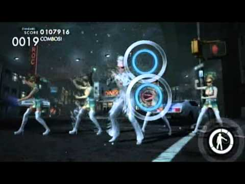 Dance Masters Evolution Xbox360 Kinect - Mess With My Emotion