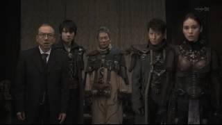 Garo Makai no Hana Raiga  Mayuri Episode 25 Cut