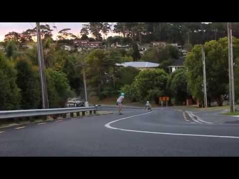Longboarding: quick clips
