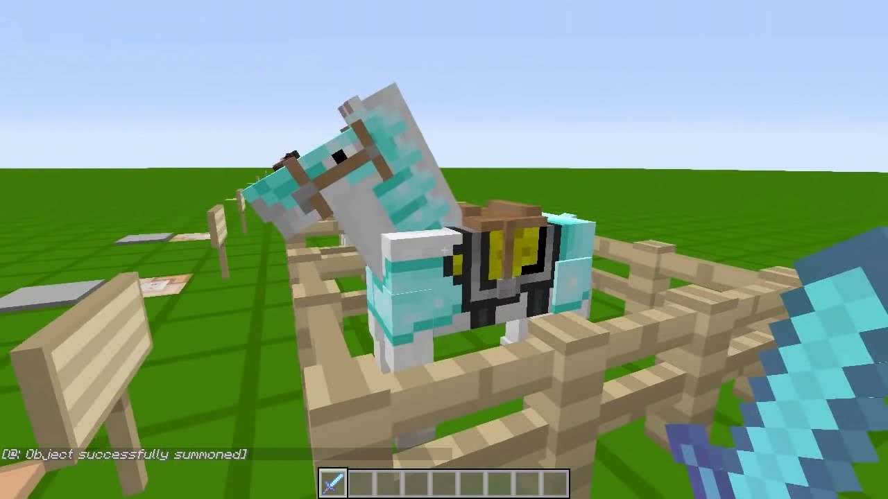 minecraft how to change the weapon speed