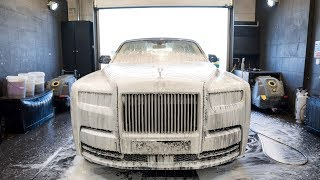 Is This The BIGGEST Car We've Ever Protected?! - Brand New Rolls Royce Phantom VIII