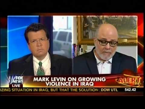 Mark Levin On Growing Violence In Iraq - Cavuto