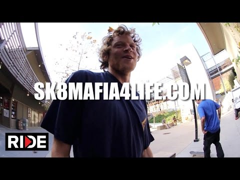 SK8MAFIA MONTHLY MAY 2015