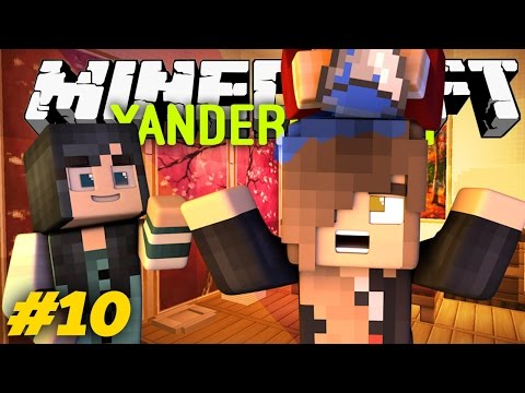 Yandere High - PRANKING GOLD!! (Minecraft Roleplay) #10
