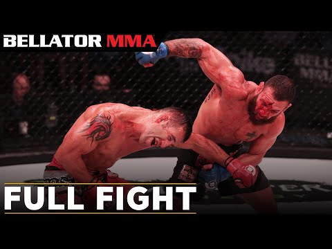 Bellator MMA: Derek Campos vs. Brandon Girtz 3 FULL FIGHT