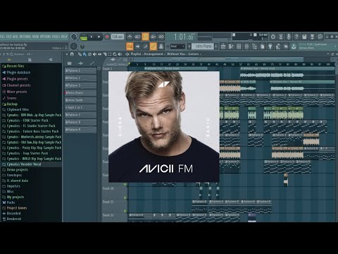 Avicii - Without Me (remix)