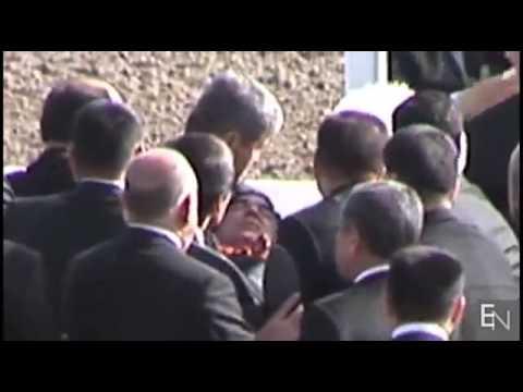 Туркменистан Падение с коня Президента zoom