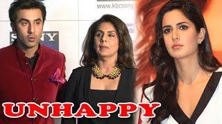 Ranbir Kapoor's parents not happy with Katrina Kaif | HOT GOSSIP