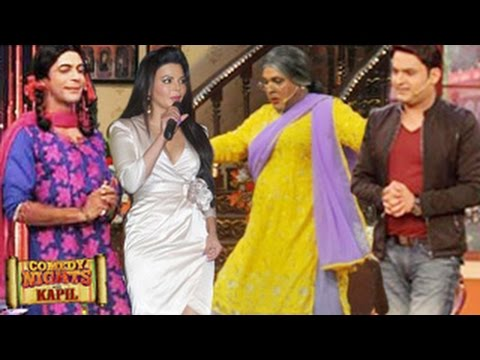 Rakhi Sawant On Comedy Nights With Kapil 30th August 2014 Full Episode – Kapil Sharma