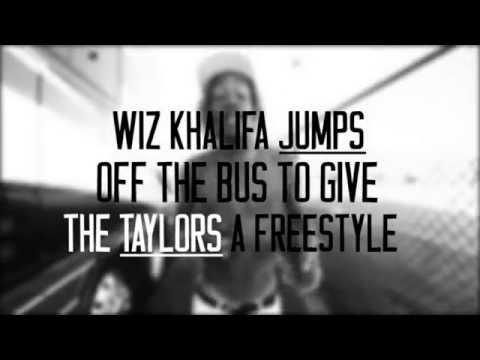 Wiz Khalifa – Exclusive Freestyle (Video)