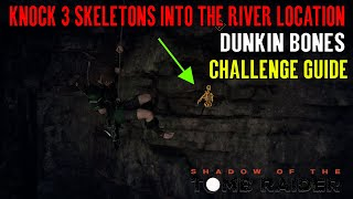 Shadow of the Tomb Raider 🏹 Dunkin Bones 🏹 (The Hidden City Challenge Guide)