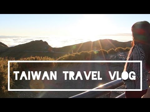 TAIWAN TRAVEL VLOG: Part 1(台湾旅遊景点)