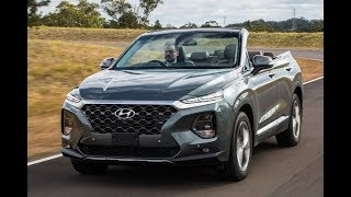 DRIVE: Hyundai Santa Fe conversível, moto autônoma, falha em airbags e Elon Musk doidão
