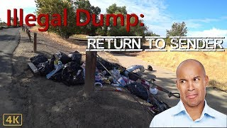 Illegal Dump | Returned To Their House