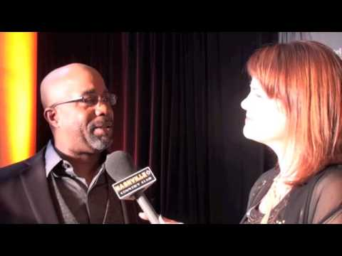 Darius Rucker on Mike Dungan at TJ Martell Honors Gala