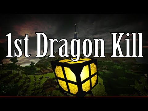 CastleMiner Z - My 1st Dragon kill - Survival - Hard mode - Zombie Indie Game - SICK