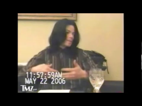 Michael Jackson deposition clips
