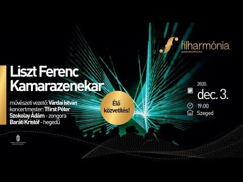 Liszt Ferenc Kamarazenekar koncertje