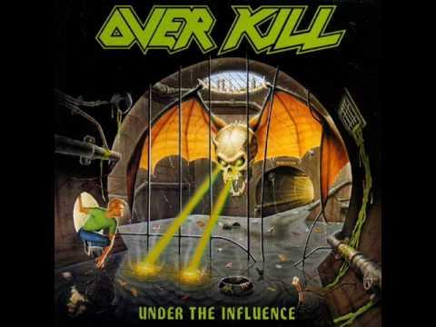 Overkill - Black Line