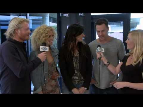 Little Big Town - Tornado - Interview video