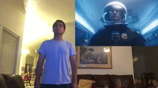 Caro the Movie Critic: Approaching the Unknown Official Trailer #1 Reaction