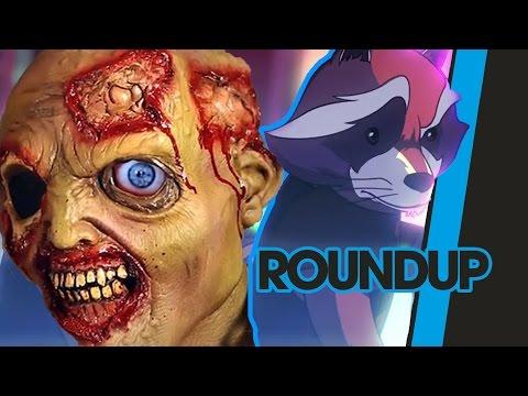 DIY HALLOWEEN WIN & Guardians of the Galaxy Cartoon | Roundup