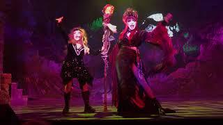 Arania's Nightmare - Six Flags Over Texas Fright Fest 2017 FULL SHOW